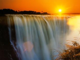 VICTORIA FALLS e ÁFRICA DO SUL