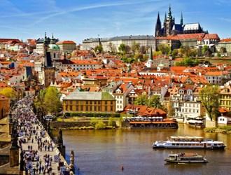 Praga Viena Budapeste