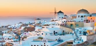 Atenas Mykonos Santorini