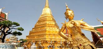 Índia Bangkok Java Bali