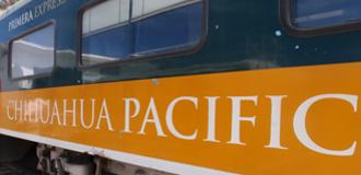 Norte do México de trem