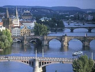 Europa Central com Croácia