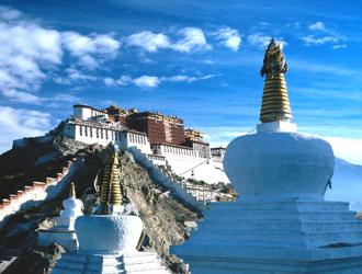 China com Tibet Tradicional
