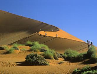 Trem African Explorer - Da África do Sul à Namíbia