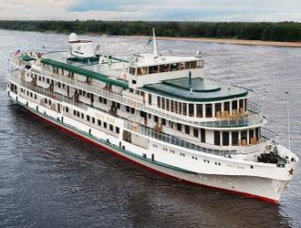 Cruzeiro Fluvial Volga Dream 5*