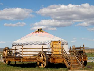 Mongólia Tradicional