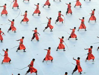 China com Luoyang ou Rota da Seda