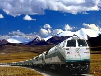China e Tibet em Trem das Nuvens