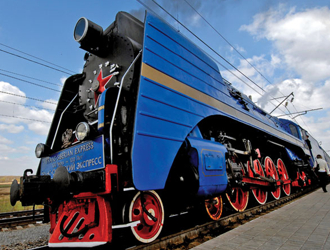 Transiberiano - Seoul - Vladivostok - Moscou by Golden Eagle Luxury Trains
