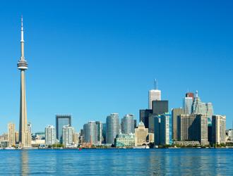 Canadá Magnífico a partir de Nova Iorque