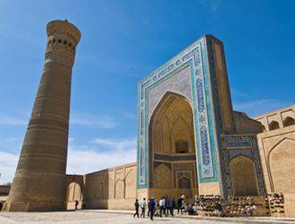 Rota da Seda - Rússia Ásia Central Irã