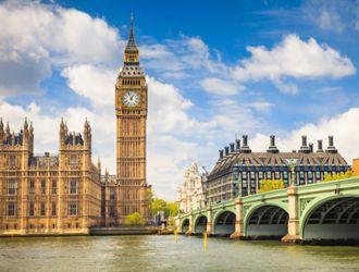 Europa - de Londres a Roma