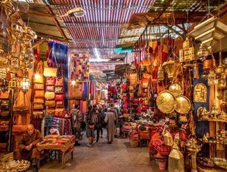 Marrocos a partir da Costa do Sol