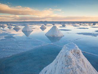Peru e Bolívia com Salar de Uyuni