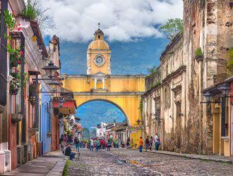 Mundo Maia pela Guatemala e México
