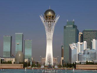 Ásia Central por completo