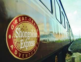 Shongololo Express - Pretória – Victoria Falls