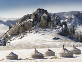 Trem Transiberiano Zarengold no inverno - Moscou - Ulan Bator