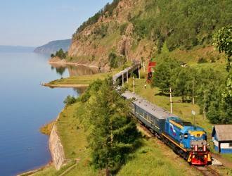 Grande Expresso Transiberiano - Moscou - Pequim