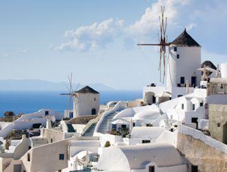 Grécia e Terra Santa