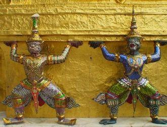 Tailândia e Vietnã