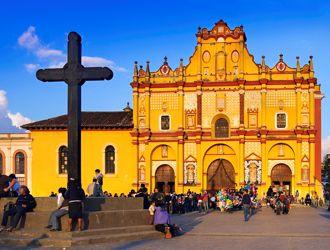Circuito Oaxaca Chiapas