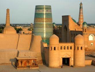 Dubai e Uzbequistão