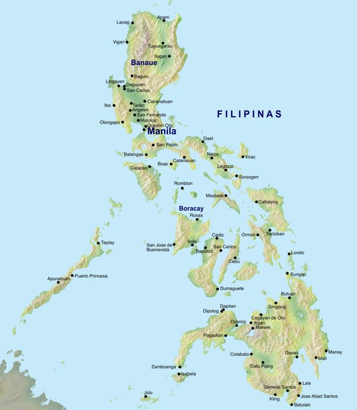 filipinas mapa Filipinas Mapa ~ Online Map filipinas mapa